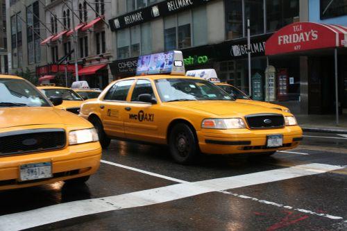 manhattan cab avenue