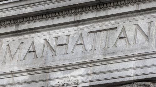 Manhattan Text