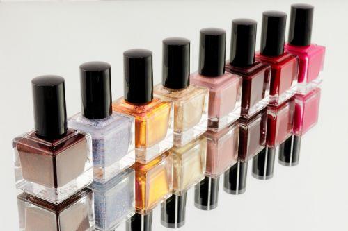 manicure pedicure cosmetics
