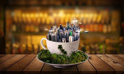 manipulation digital art fantasy art