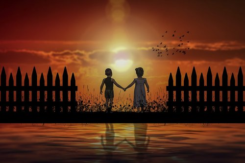 manipulation  emotional  sunset