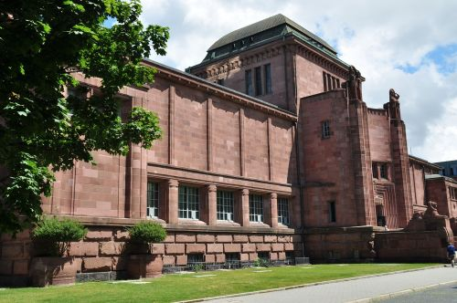mannheim germany kunsthalle