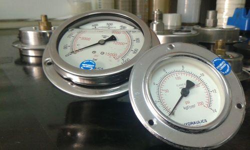 manometer measurement metrology
