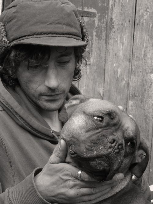 mans best friend dog owner
