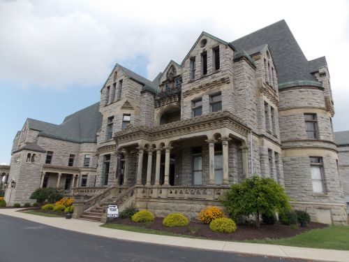 mansfield reformatory ohio state reformatory