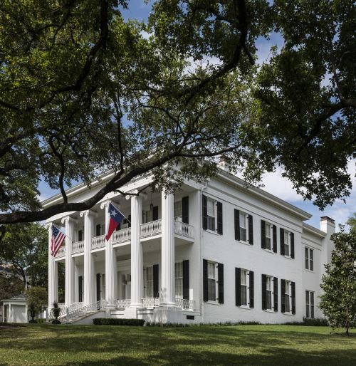 mansion governor texas