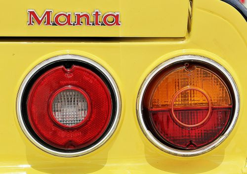 manta auto oldtimer