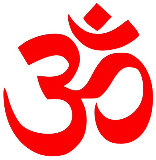mantra om at m sacred syllable