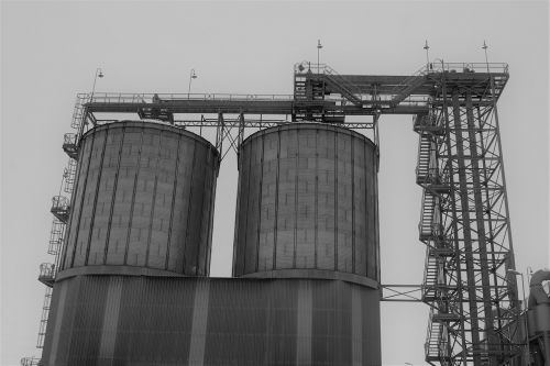 manufactures industry power plant