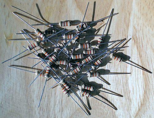 Many Resistors