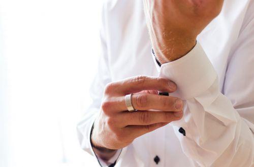 manžetové knoflíčky rukáv formální