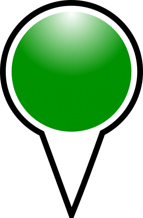 map marker pin