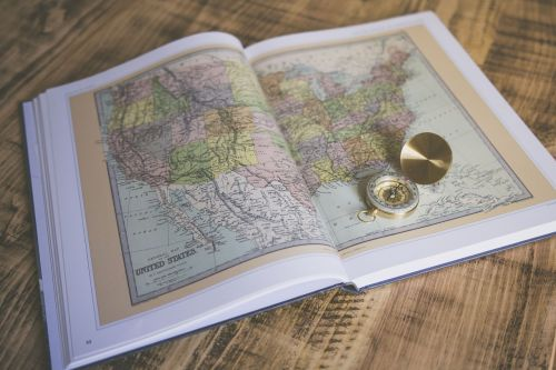 map atlas book