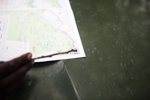map travel adventure