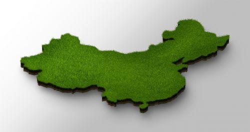map china geography