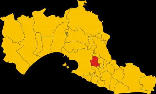 map italy san