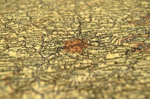 map depth of field travel