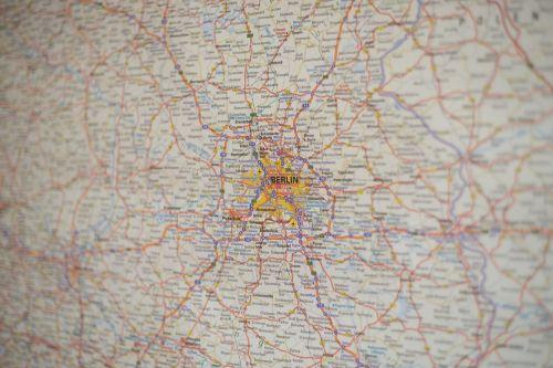 žemėlapis, Berlynas, Vokietija, geografija, kelionė, kapitalas, miestas, kartografija, modelis, kelionė, Kelionės tikslas, makro, planą, gatves, kelionė, kryptis, navigacija