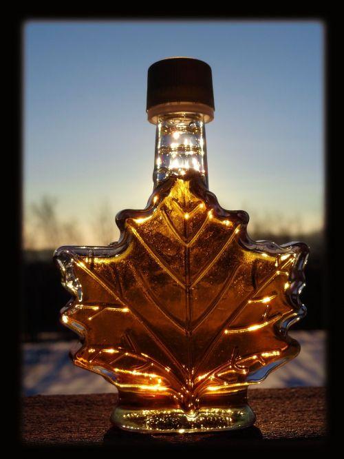maple syrup sun