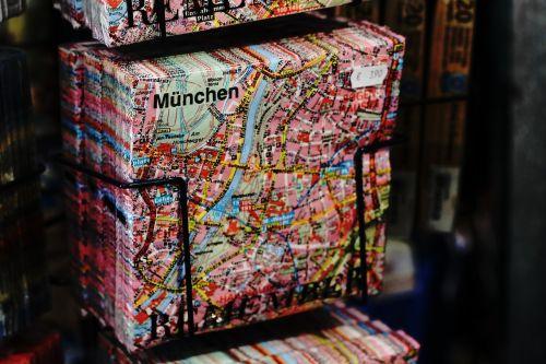 maps munich germany