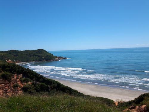 mar beach blue