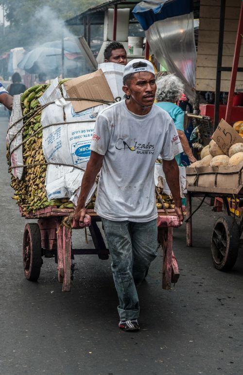 maracaibo venezuela man