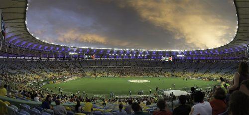 maracana football stadium brazil