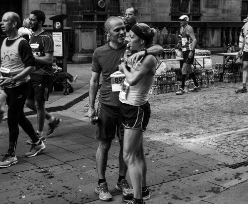marathon runners fitness