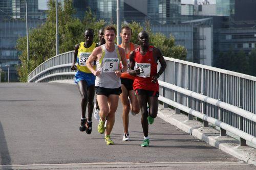 marathon running runner