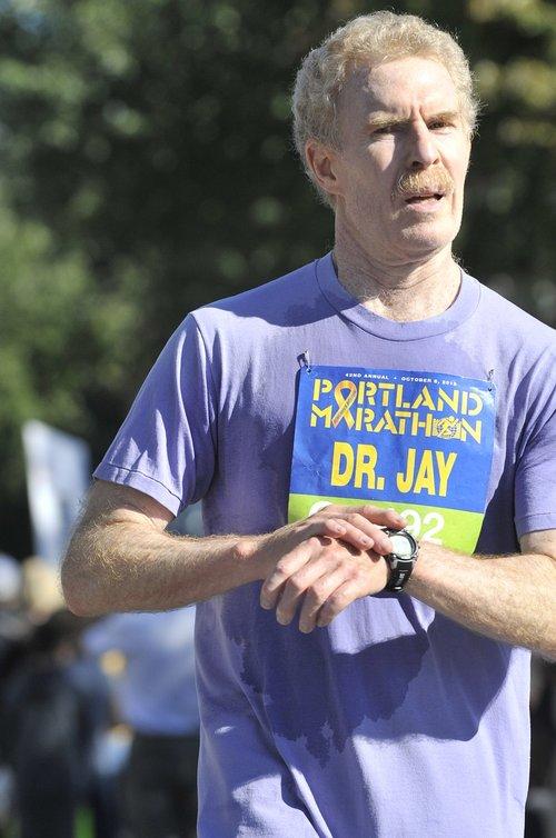 marathon  runner  finish
