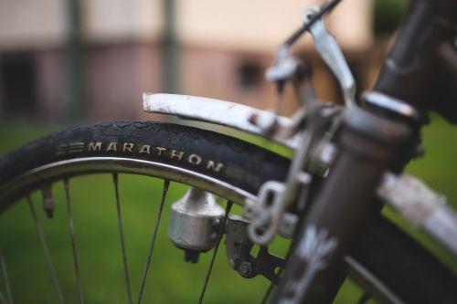 marathon bike bicycle