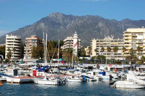 marbella costa del sol port