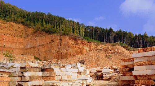 marble stone quarry