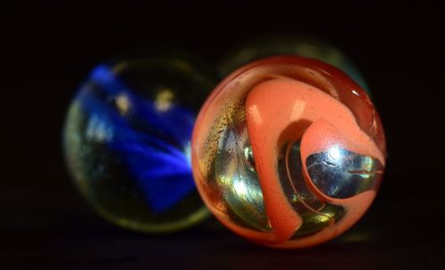 marble about marbles
