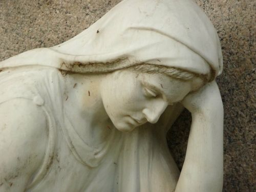 marble mourning engrossment