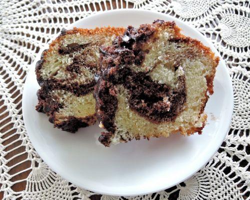 marble bundt cake white chocolate