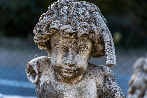 marble statue  sculpture  stone