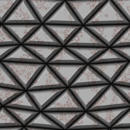 Marble Triangle Pattern