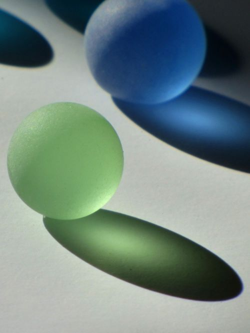 marbles crystal balls colors