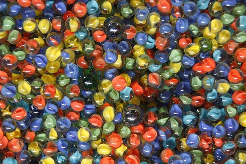 marbles  toys  pattern