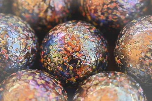 marbles  glaskugeln  round
