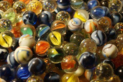 marbles balls glass ball