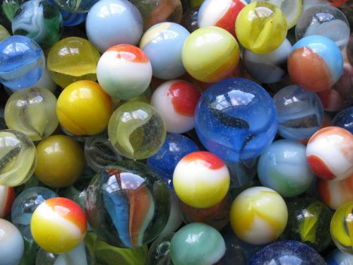 marbles toys shooters