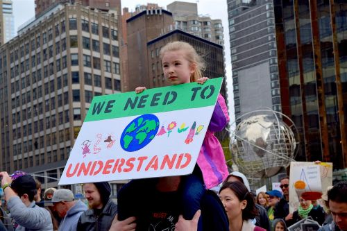 march for science earth day protest