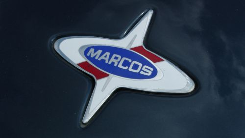 Marcos Car Badge
