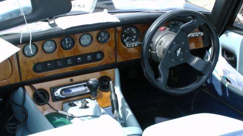 Marcos Car Dashboard