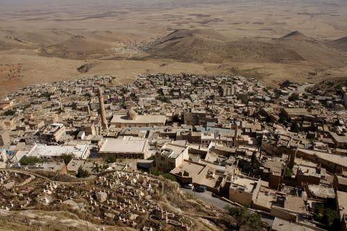 mardin city mesopotamia
