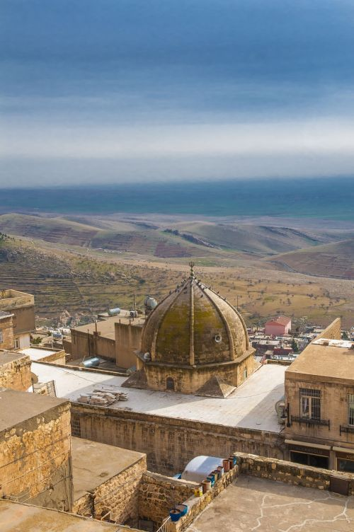 mardin city on
