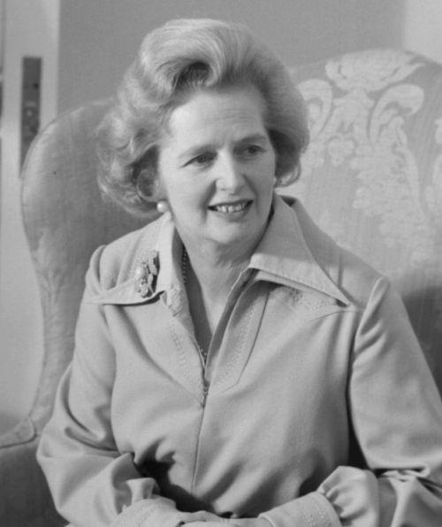 margaret thatcher politician prime minister