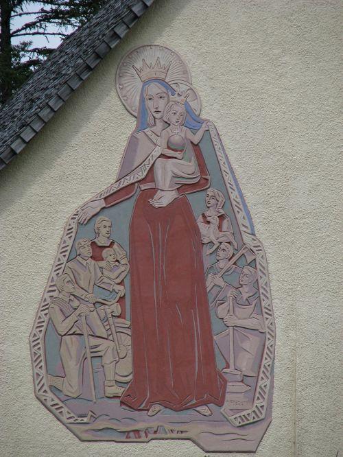 Marija,melstis,vaikas